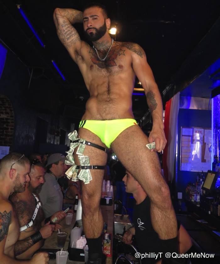 Nude boys gay gymnastic