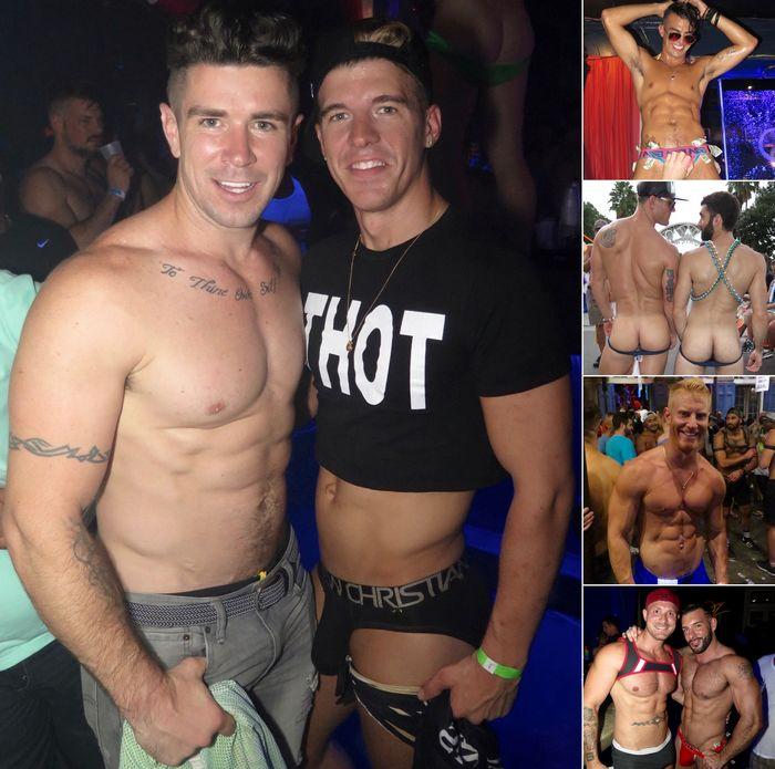 Gay Porn Stars Southern Decadence 2016 Trenton Ducati JJ Knight Leo Fuentes Ryan Rose JohnnyV Austin Wolf