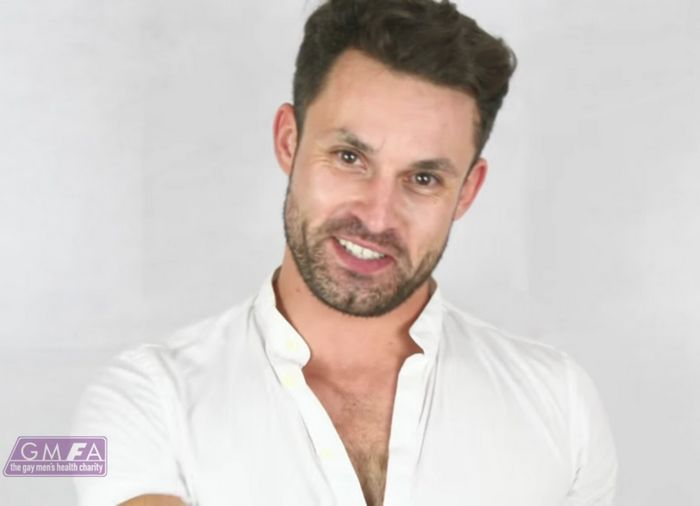 James Castle Gay Porn Star Living with HIV
