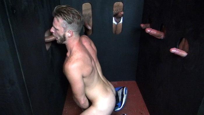 gay gloryhole nightclub