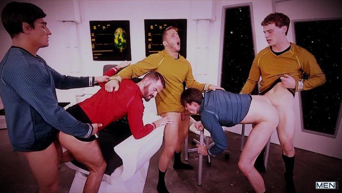Star Trek Sex Parody