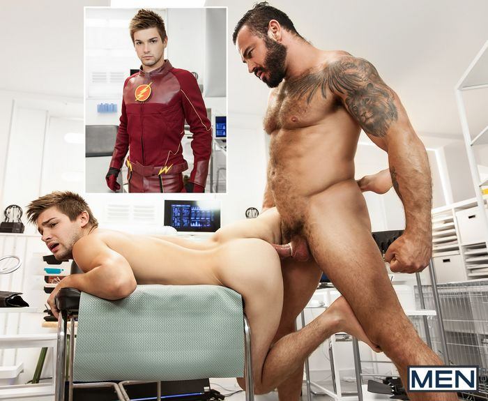 the-flash-gay-porn-parody-johnny-rapid-jessy-ares