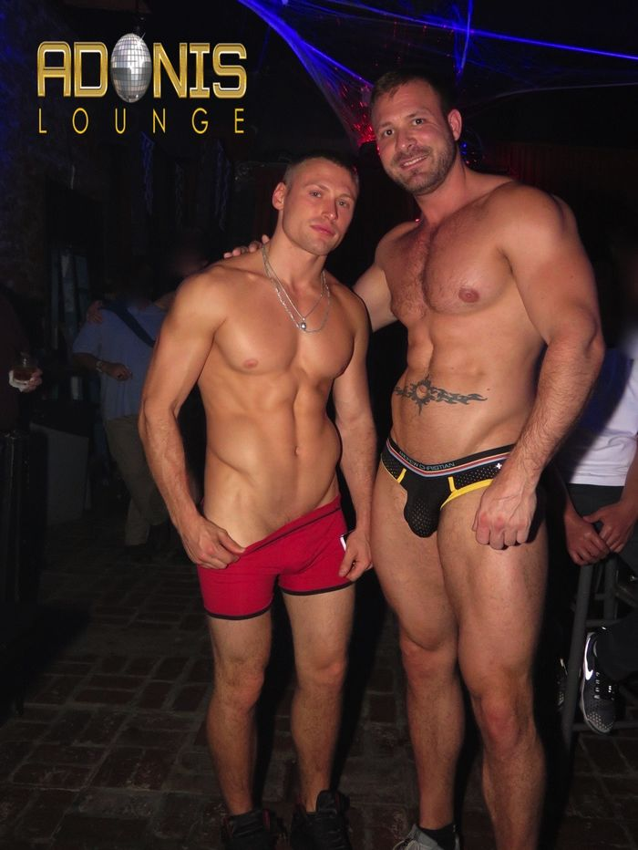 Male strip club in los angeles