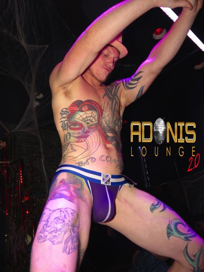 Porn Star Lounge 104