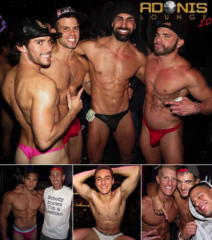 Charming topic Latino male strippers