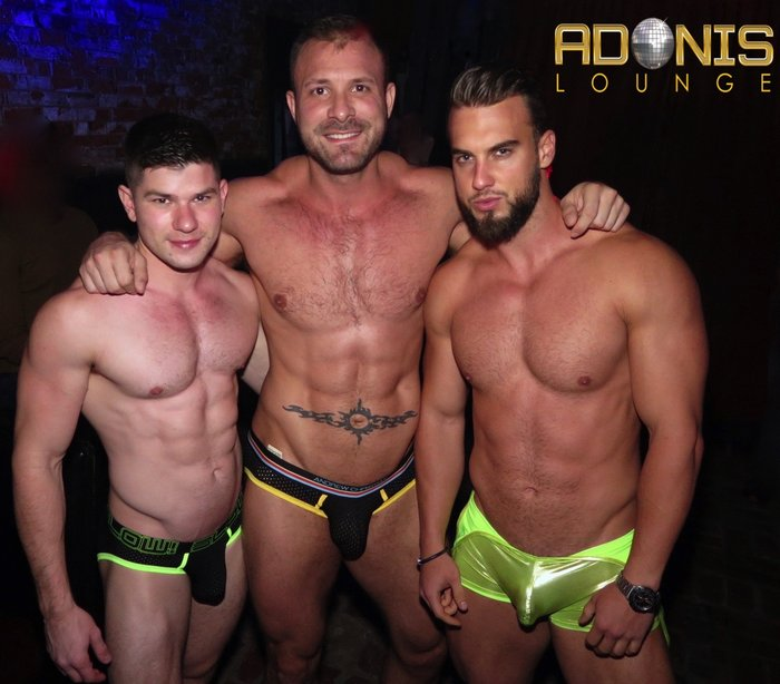 austin-wolf-gay-porn-star-atlas-gant-male-strippers-muscular-adonis-lounge-la