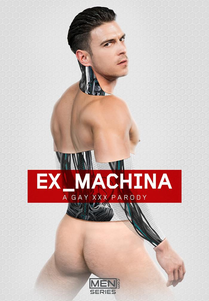 Ex Machina Gay Porn Parody Paddy OBrian