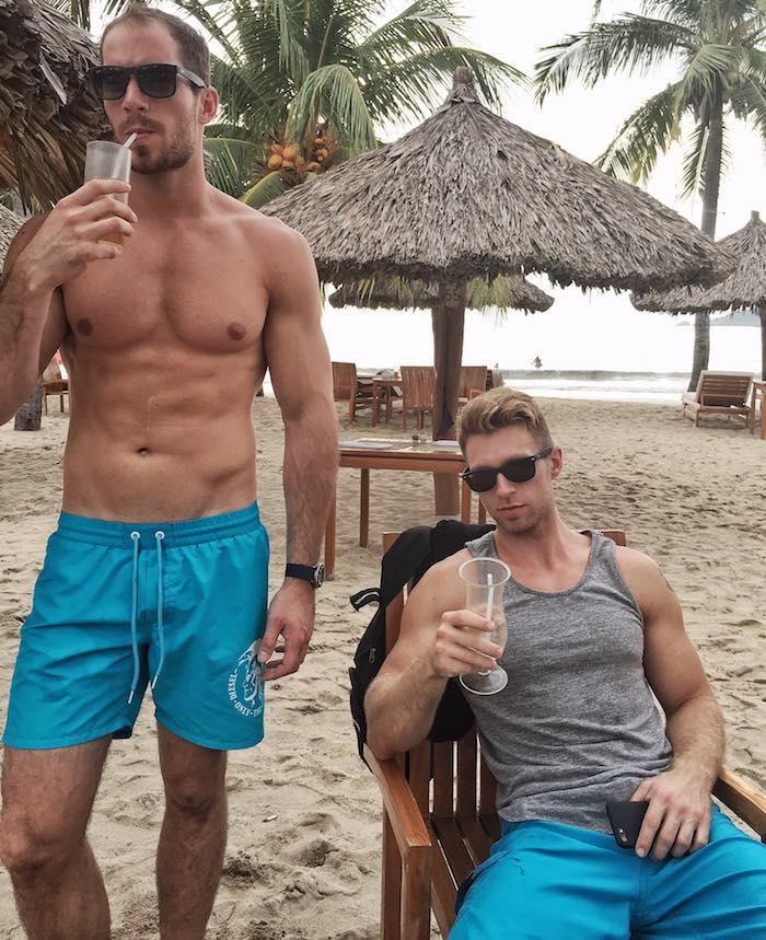 Hot & Hunky Male Webcam Models with BelAmi Gay Porn Stars