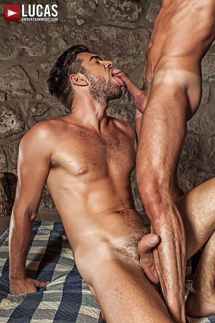 Huge gay dick bareback