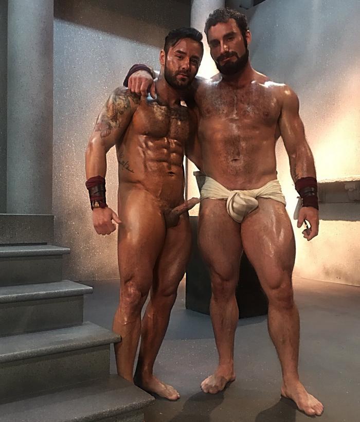 Gladiators porn pics Sexy