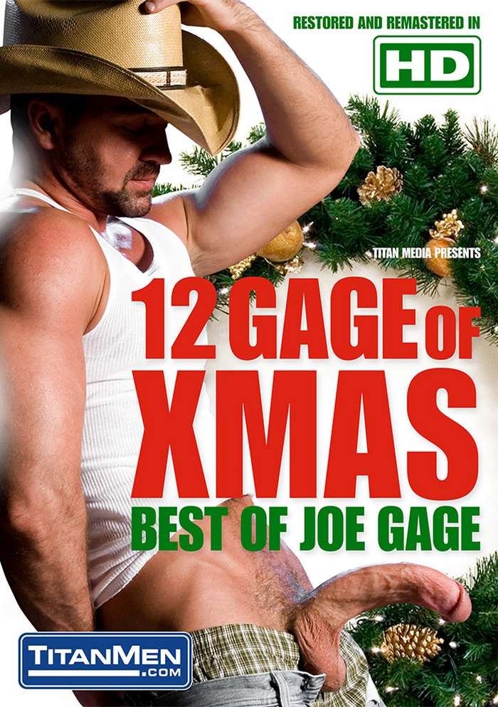 Gay Porn 12 Gage of XMas TitanMen