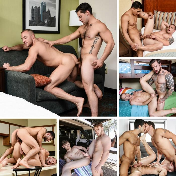 Topher Dimaggio And Adam Bryant