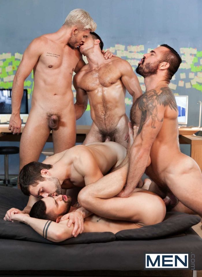 Gay Porn Orgy ExMachina Paddy OBrian Griffin Barrows Jessy Ares Sunny Colucci Ken Rodeo