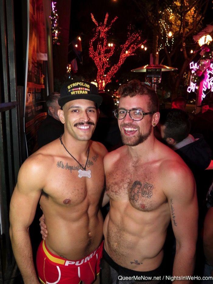 PRE-PARTY GAY