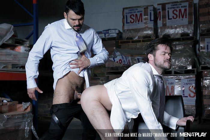Jean Franko Gay Porn Star Mike De Marko Menatplay