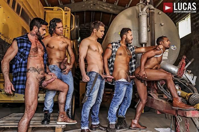 orgies group sex gang bangs