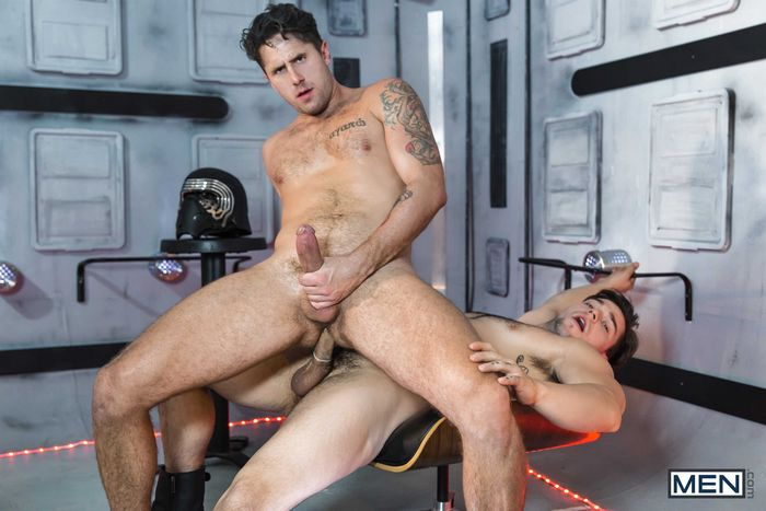 naked star wars men