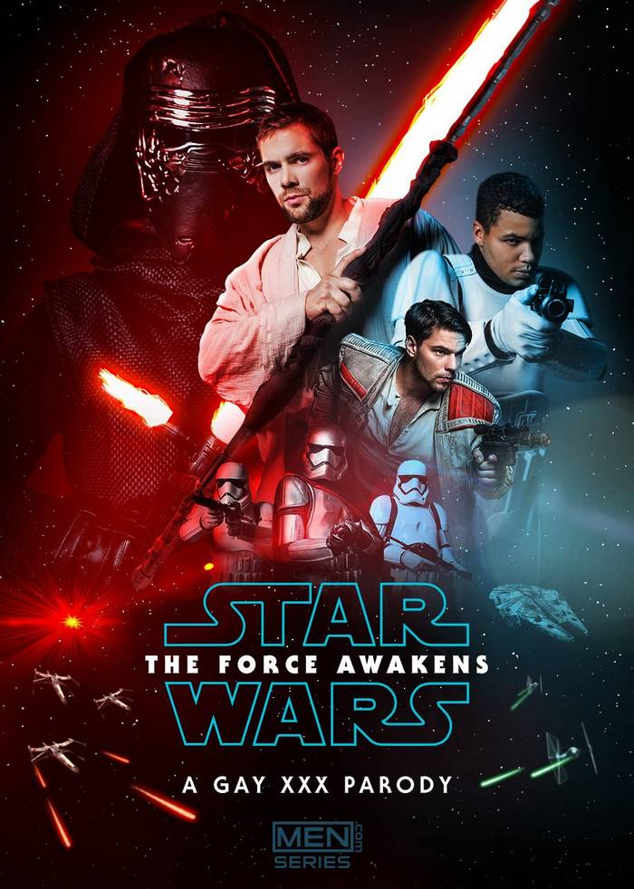 Star wars force awakens xxx