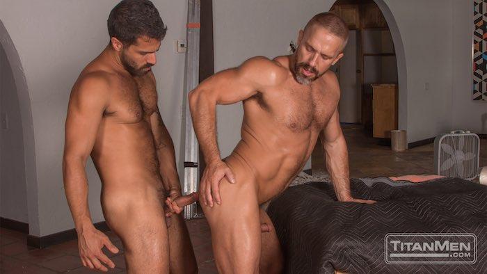 Adam Ramzi Gay Porn Dirk Caber Jack Giles TitanMen