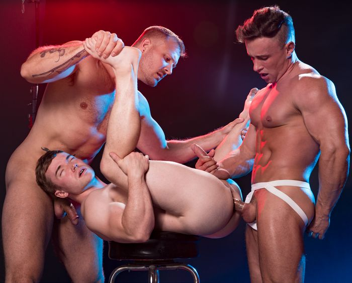 Austin Wolf Gay Porn Alexander Volkov Gabriel Cross Muscle Hunk