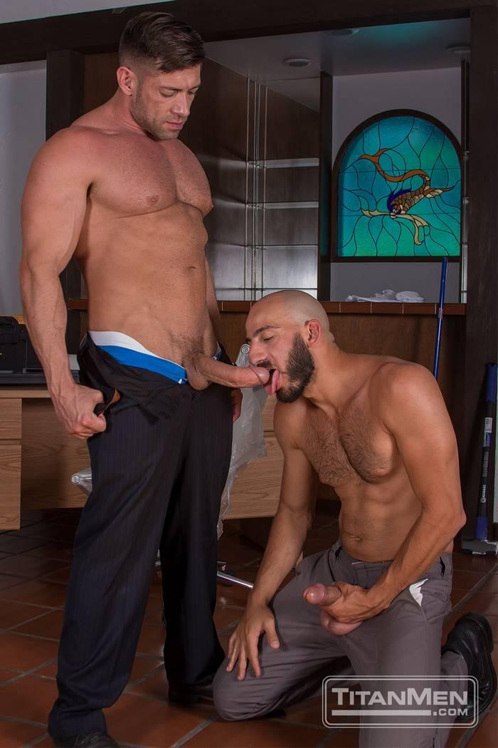 Bruce Beckham Gay Porn Eric Nero TitanMen DEMOLITION