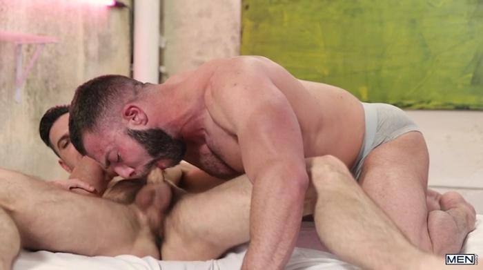 Diego Reyes Paddy OBrian Gay Porn