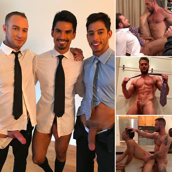 Gay Porn Dylan James Lee Santino Drae Axtell Stas Landon Ace Era Sergeant Miles DiegoG