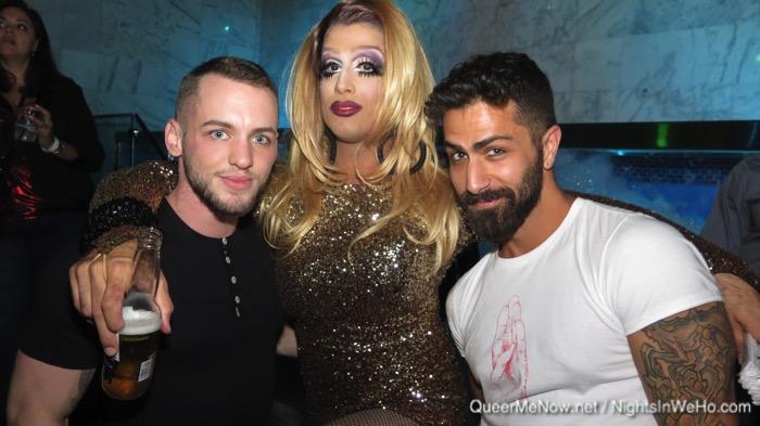 Colton Grey, Diego Sans & Adam Ramzi