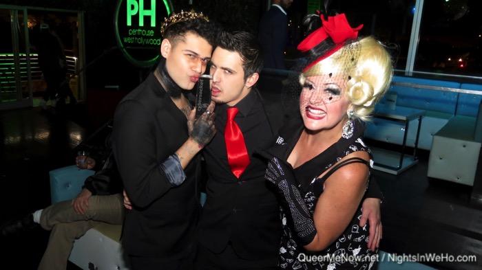 Mickey Taylor, Bray Love & mr. Pam