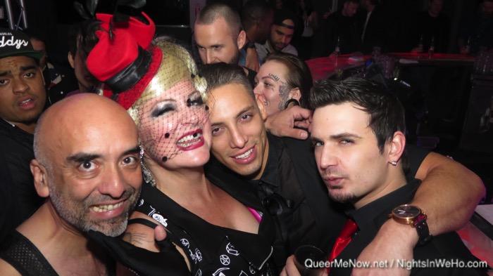 Brian Davilla, mr. Pam, Marc MacNamara & Bray Love