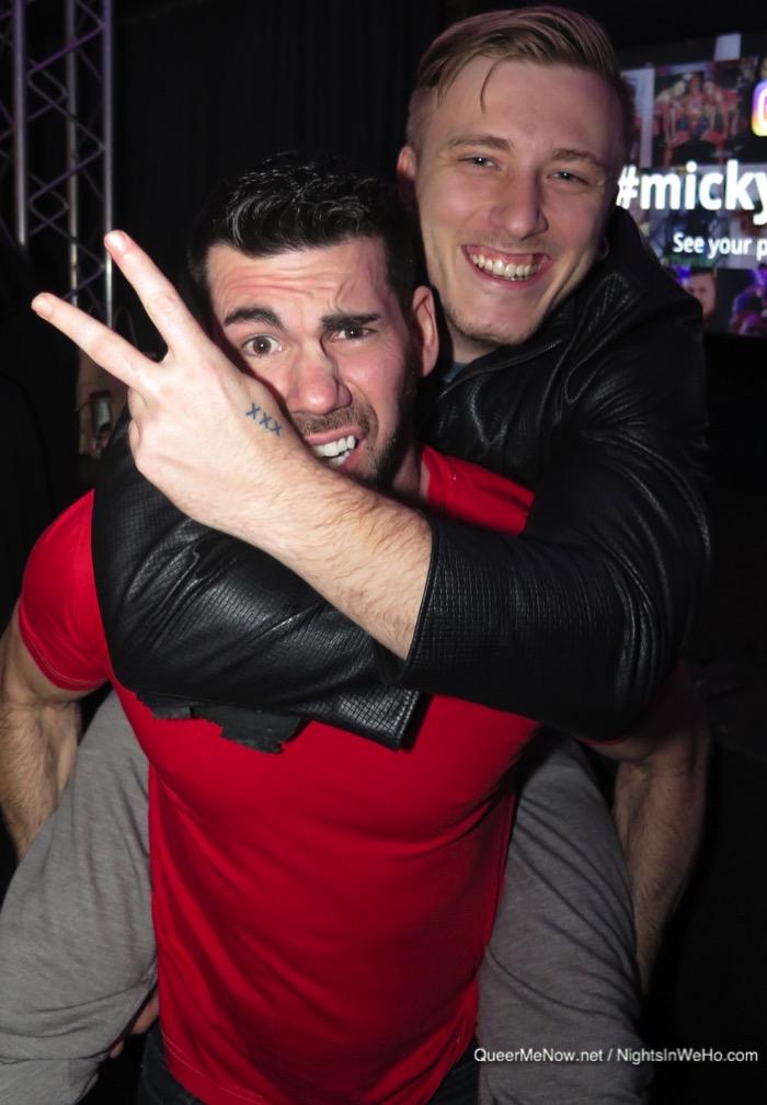 Billy Santoro & Tom Faulk
