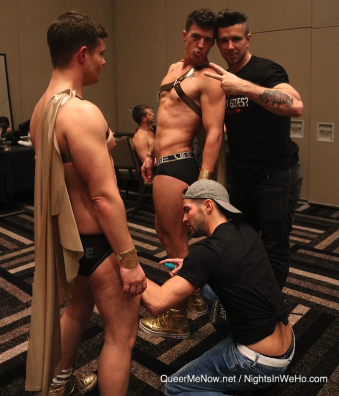 from Casen backstage gay porn