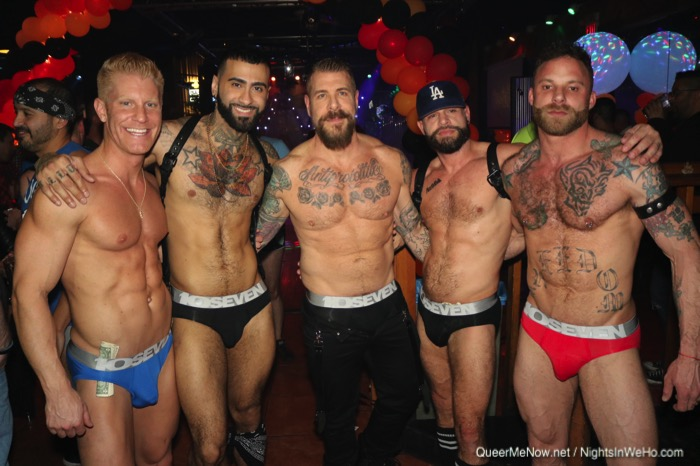 HustlaBall Las Vegas 2017 Gay Porn Stars Opening Party