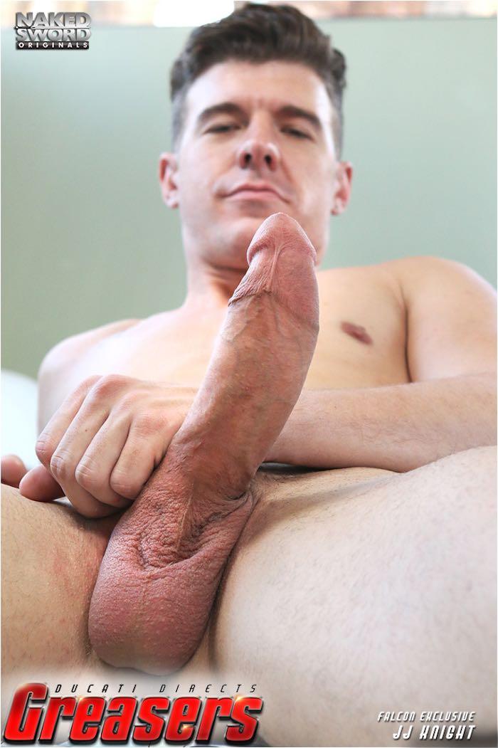 JJ Knight Gay Porn Big Dick Christian Taylor