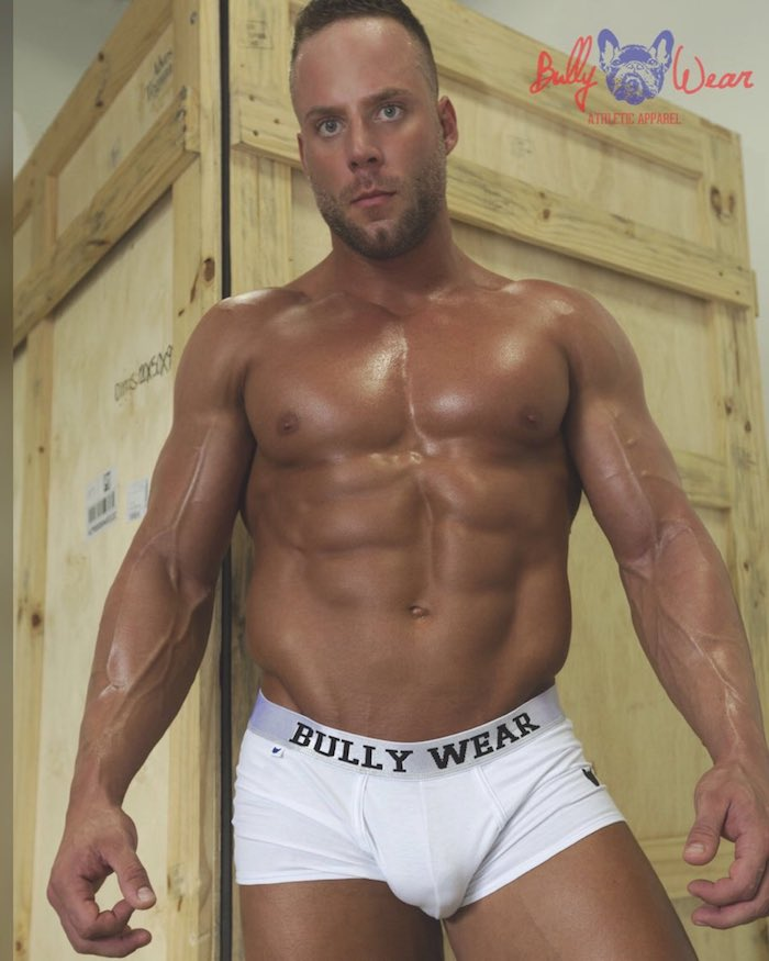 Jack Sean Cody Gay Porn Star Bullywear Model
