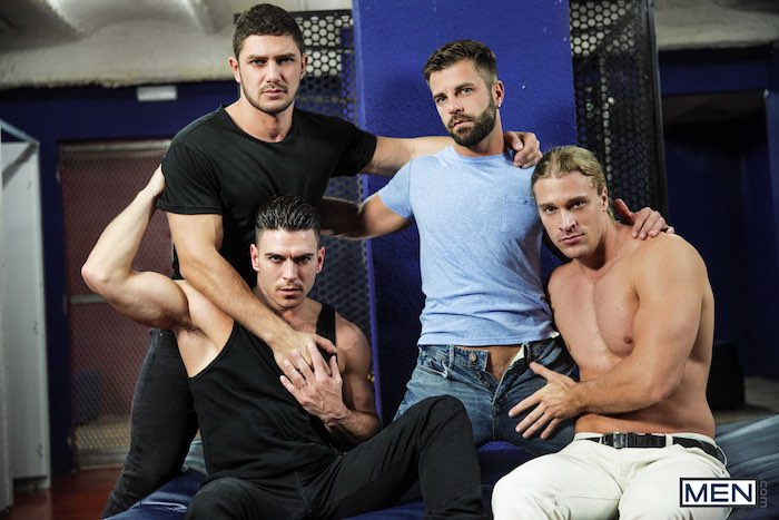 Bryan Silva gay Porr Film