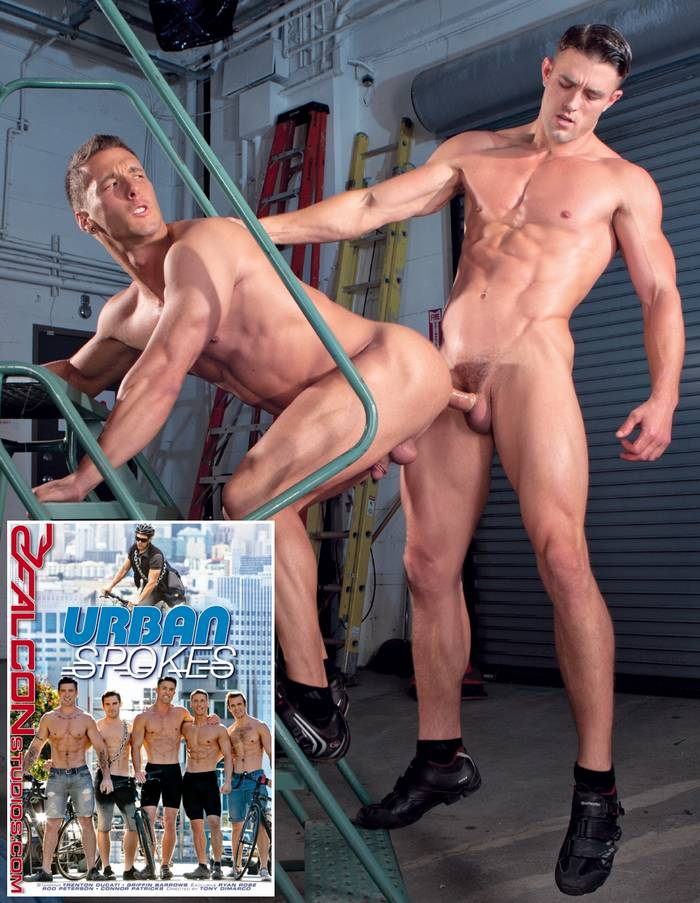Ryan Rose Gay Porn Rod Peterson URBAN SPOKES