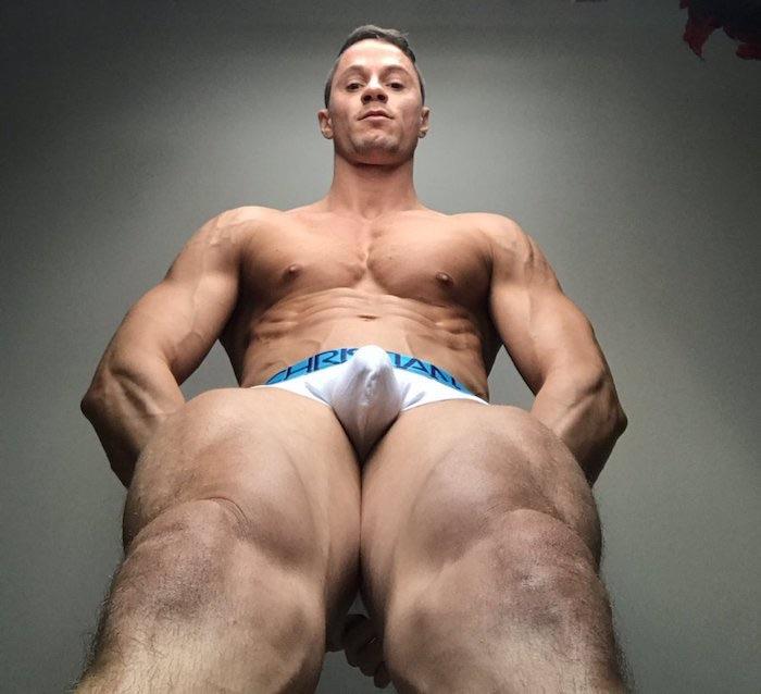 Skyy Knox Gay Porn Star Muscle Jock