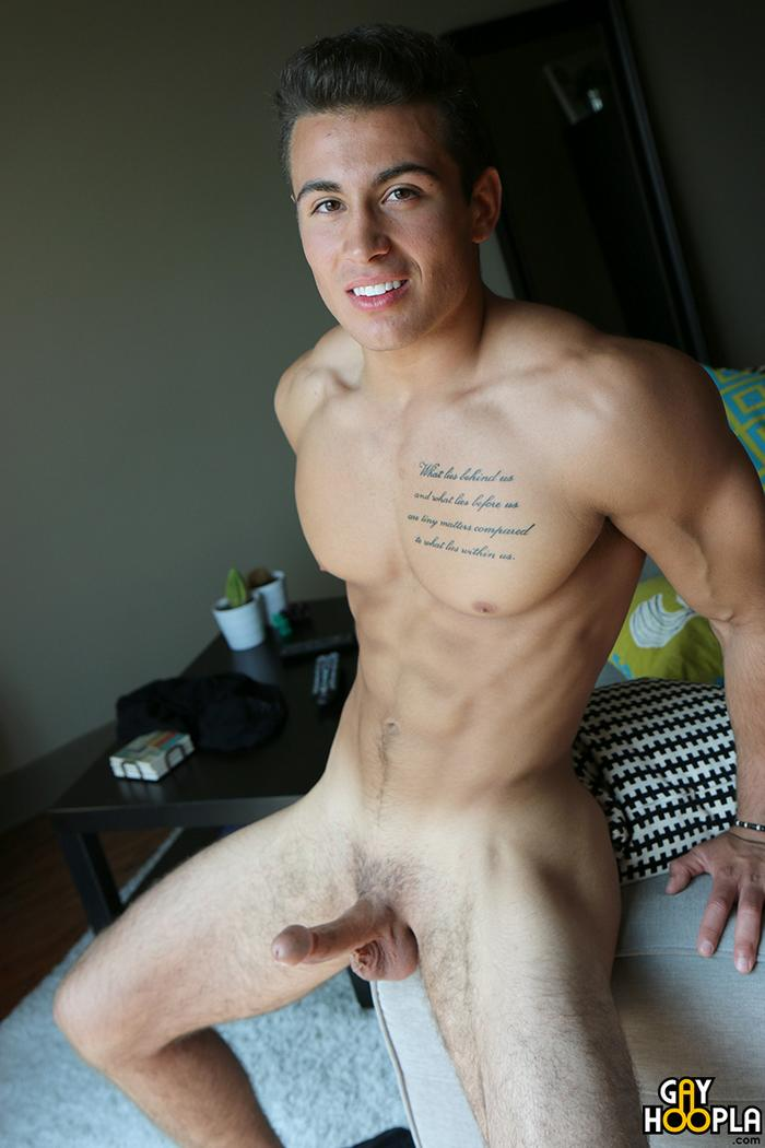 Taylor Shift Handsome Gay Porn Star GayHoopla Naked