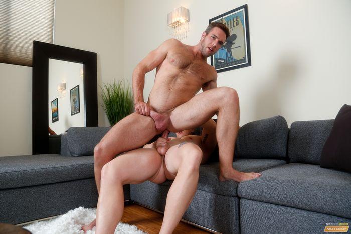 Alex Mecum Gay Porn Conan McGuire