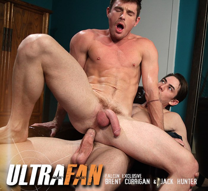 Brent Corrigan Gay Porn Jack Hunter UltraFan Nakedsword