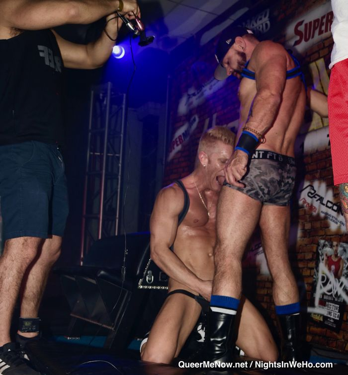 Las vegas gay swinger