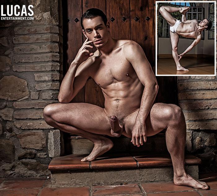 Jon Bae Gay Porn Star Naked Ballet Dancer Flexible