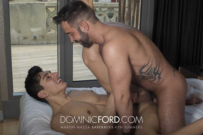 Ken Summers Gay Porn Martin Mazza Dominic Ford