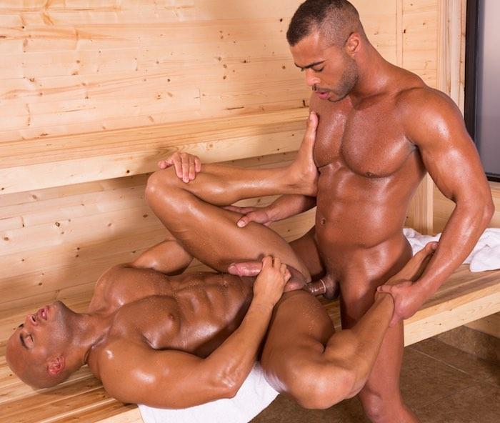 Sean Zevran Gay Porn Micah Brandt Muscle Hunk Sex