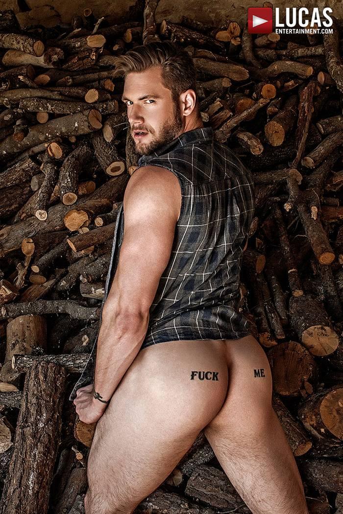 Ace Era Gay Porn Star Bottom Naked Butt Fuck Me