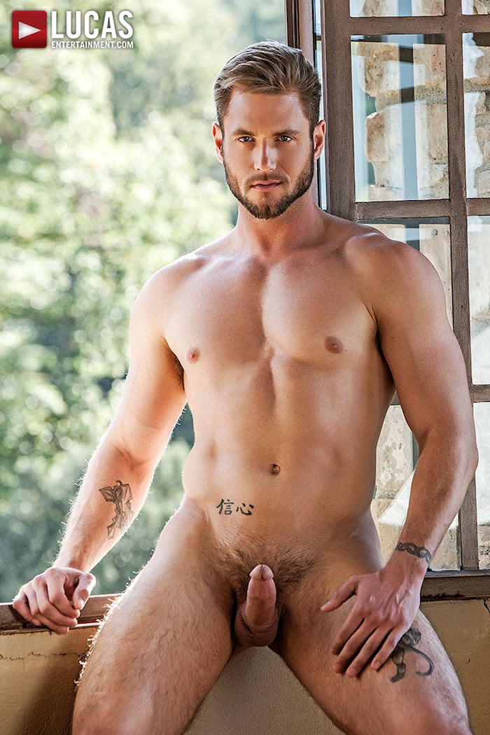 Ace Era Gay Porn Star Muscle LucasEnt Exclusive
