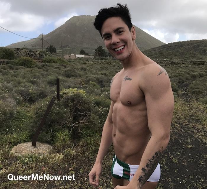Angel Cruz Gay Porn Star LucasEnt Lanzarote La Corona