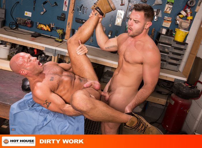 Coby Mitchell Gay Porn Nick Sterling