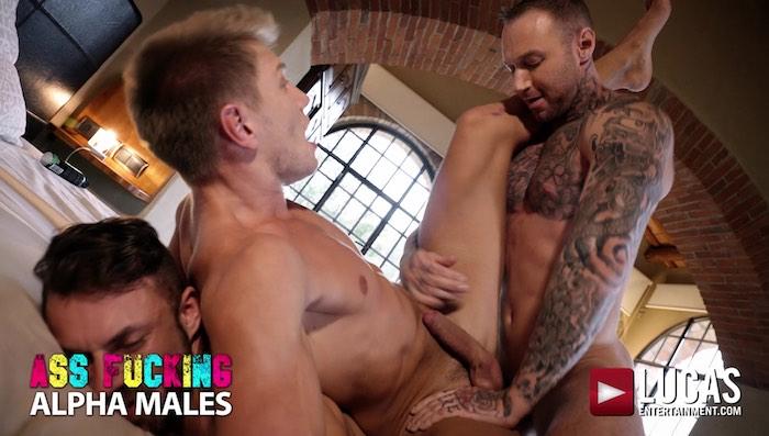 Dylan James Gay Porn Bogdan Gromov James Castle Bareback Sex